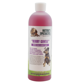 Nature's Specialties Berry Gentle Shampoo - 16oz