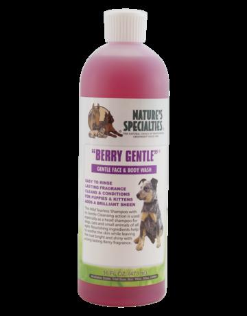 Nature's Specialties Berry Gentle Shampoo - 16oz