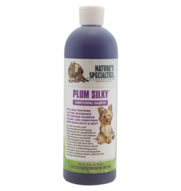 Nature's Specialties Plum Silky Conditioning Shampoo - 16oz