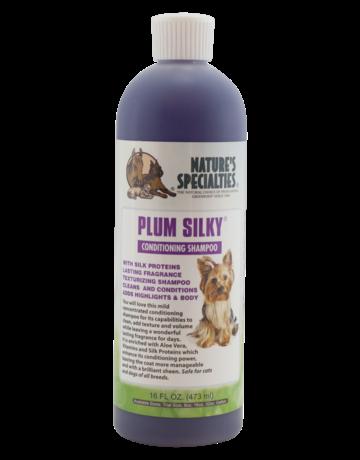 Nature's Specialties Plum Silky Conditioning Shampoo - 16oz