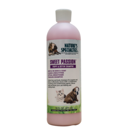 Nature's Specialties Sweet Passion Tearless Shampoo - 16oz
