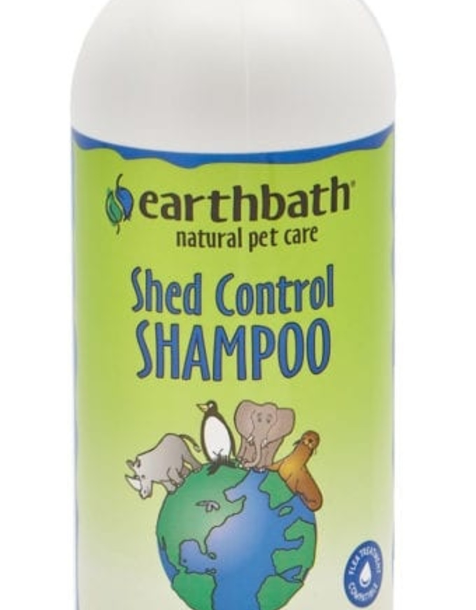 earthbath Shed Control Shampoo - 16oz