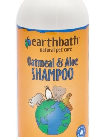 earthbath Oatmeal & Aloe Shampoo - 16oz