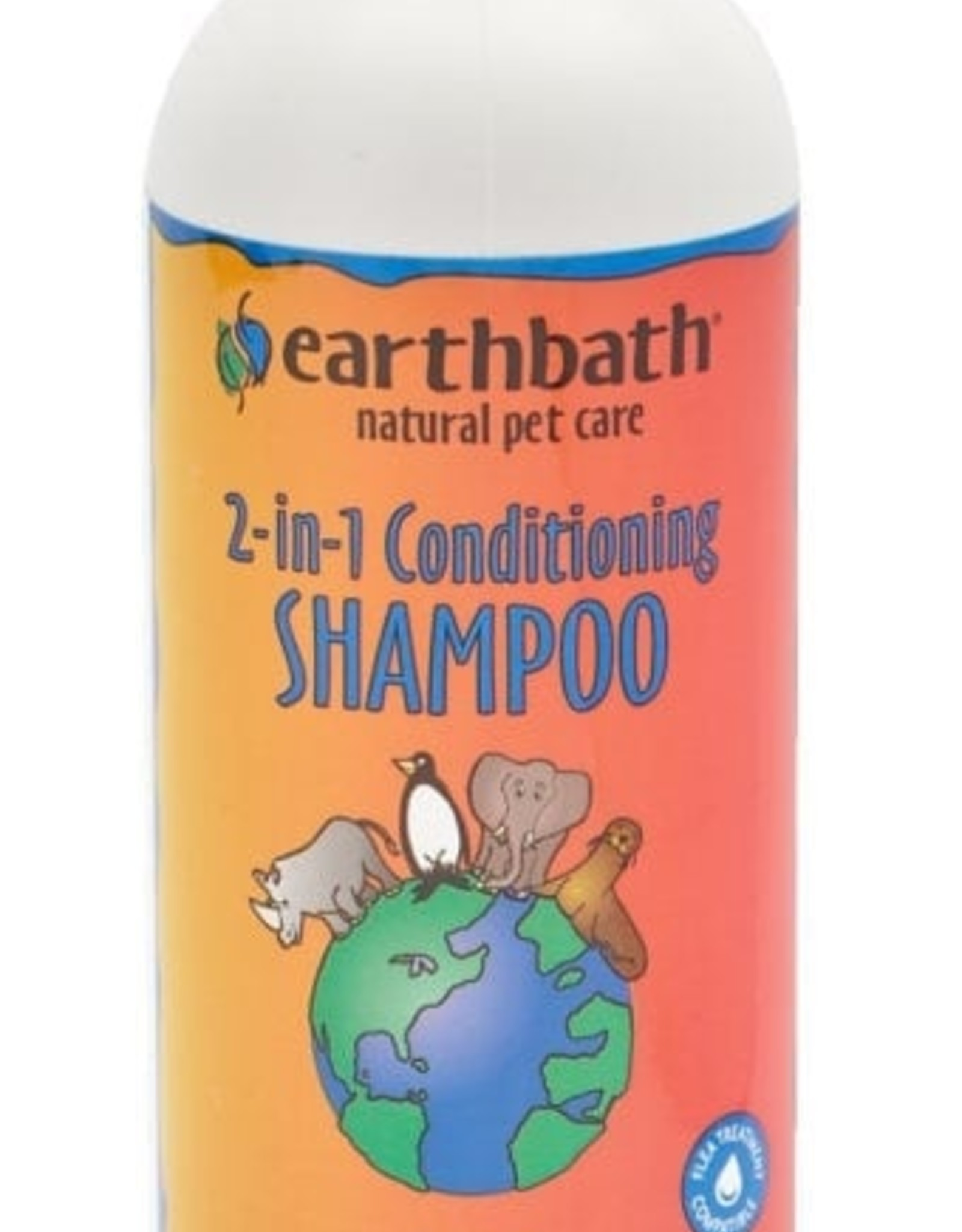 earthbath Mango Tango Conditioning Shampoo - 16oz