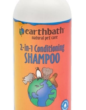 earthbath Mango Tango Conditioning Shampoo - 16oz