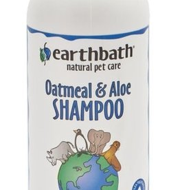 earthbath Scent-Free Oatmeal & Aloe Shampoo - 16oz