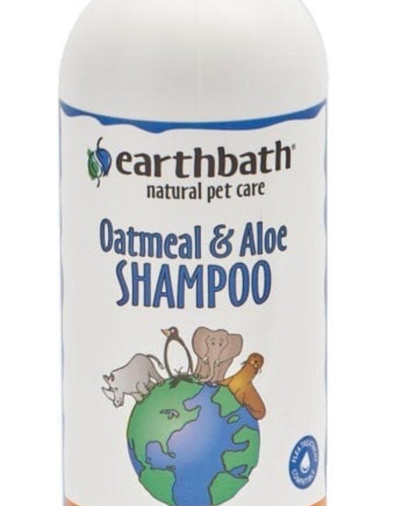 earthbath Scent-Free Oatmeal & Aloe Shampoo - 16oz