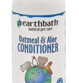 earthbath Scent-Free Oatmeal & Aloe Conditioner - 16oz