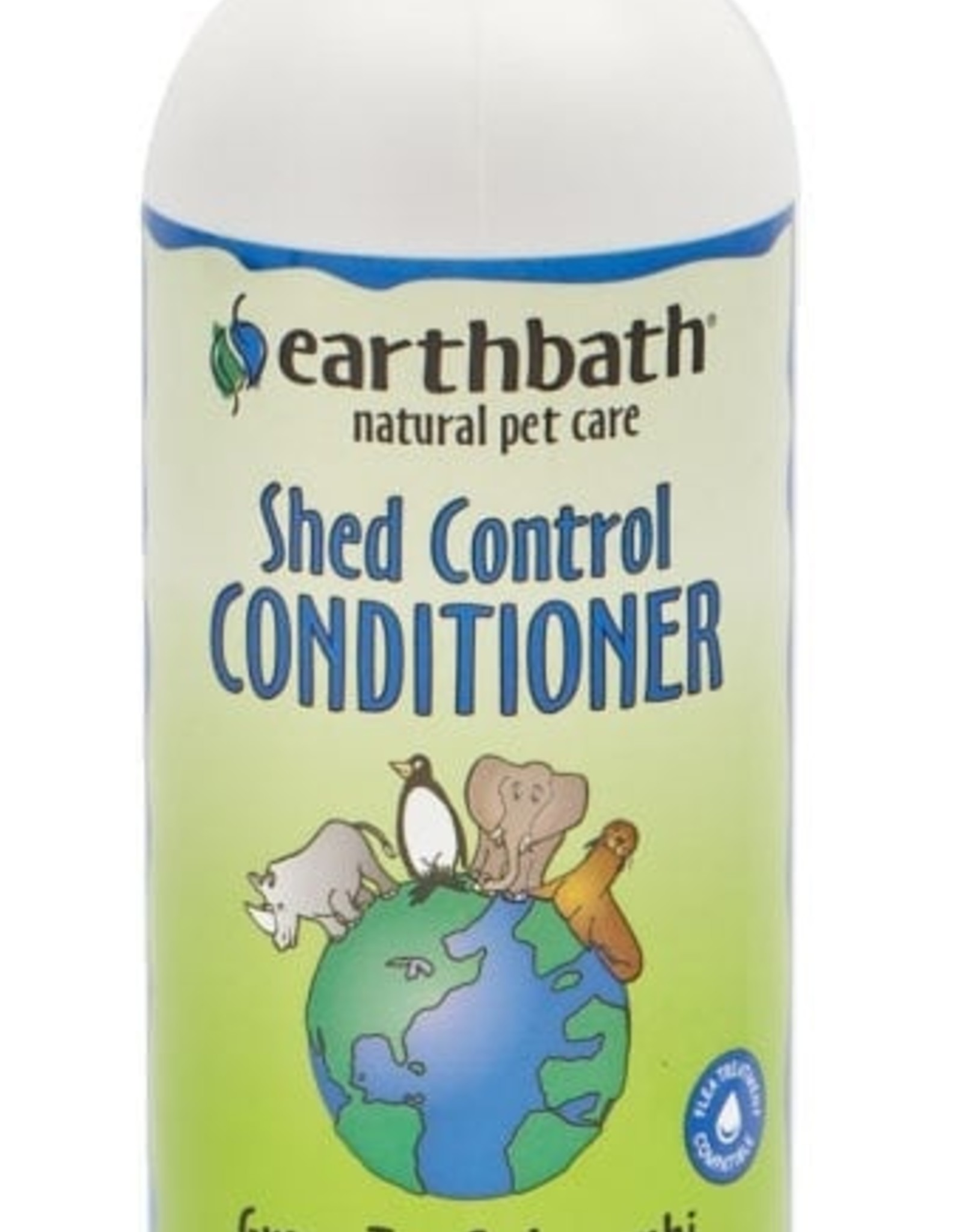 earthbath Shed Control Conditioner- 16oz