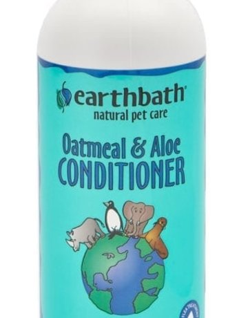earthbath Oatmeal & Aloe Conditioner - 16oz