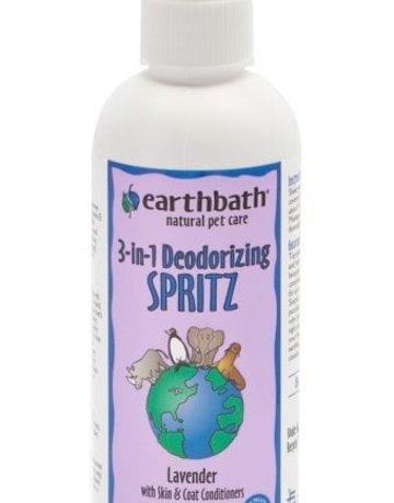 earthbath Lavender Deodorizing Spritz - 8oz
