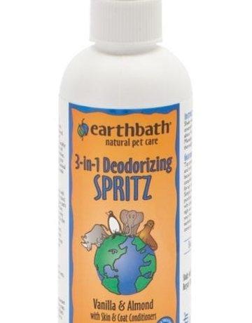 earthbath Vanilla & Almond Deodorizing Spritz - 8oz