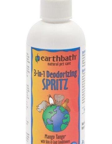 earthbath Mango Tango Deodorizing Spritz - 8oz