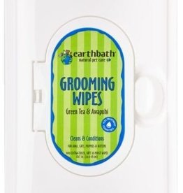 earthbath Grooming Wipes - 100ct