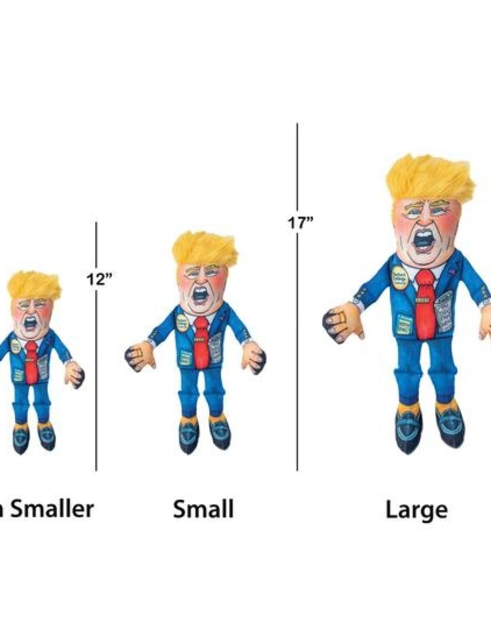 Fuzzu Political Parody Special Edition - Donald (Small)