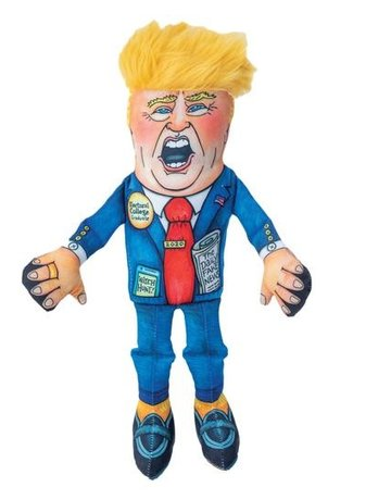 Fuzzu Political Parody Special Edition - Donald (Large)