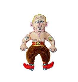 Fuzzu Political Parody - Rootin' Tootin' Putin (Cat)