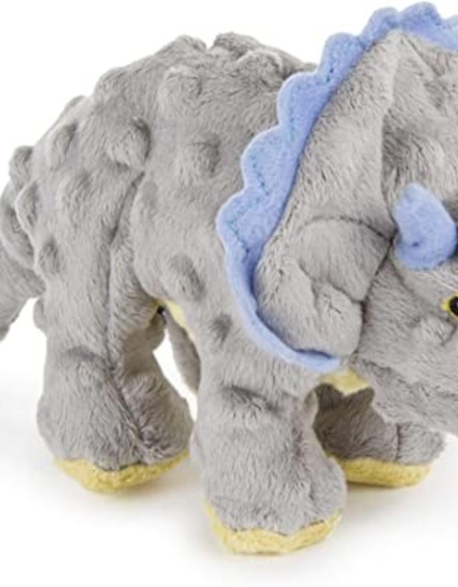 GoDog Dino Triceratops - Gray (Small)