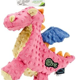 GoDog Dragon - Coral (Small)
