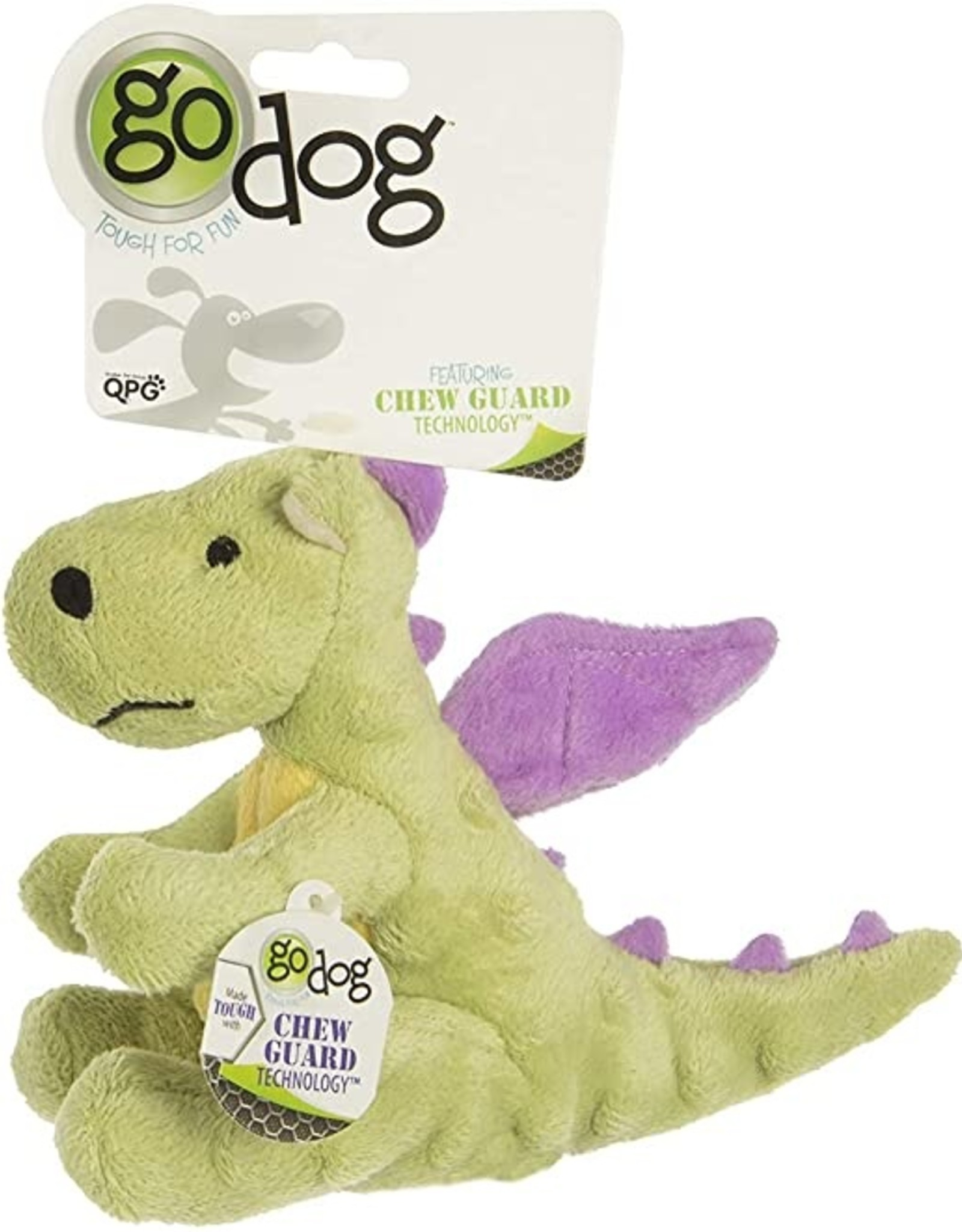 GoDog Dragon - Green (Small)