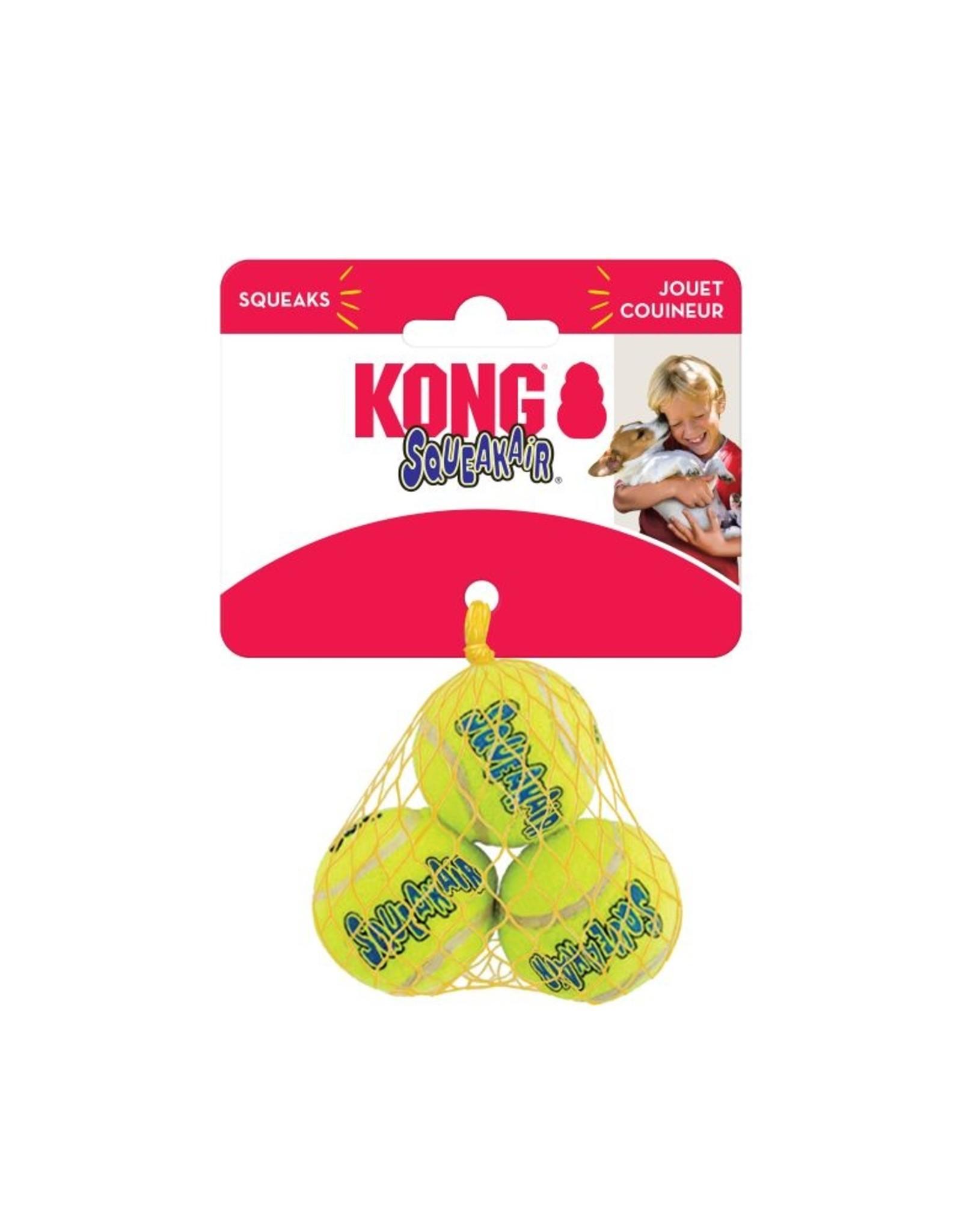 KONG Company SqueakAir Ball - Extra Small (3 pack)