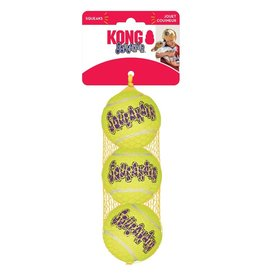 KONG Company SqueakAir Ball - Medium (3 pack)