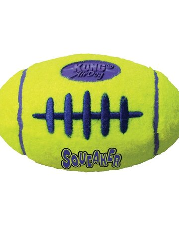 KONG Company Airdog Squeaker Football - Medium