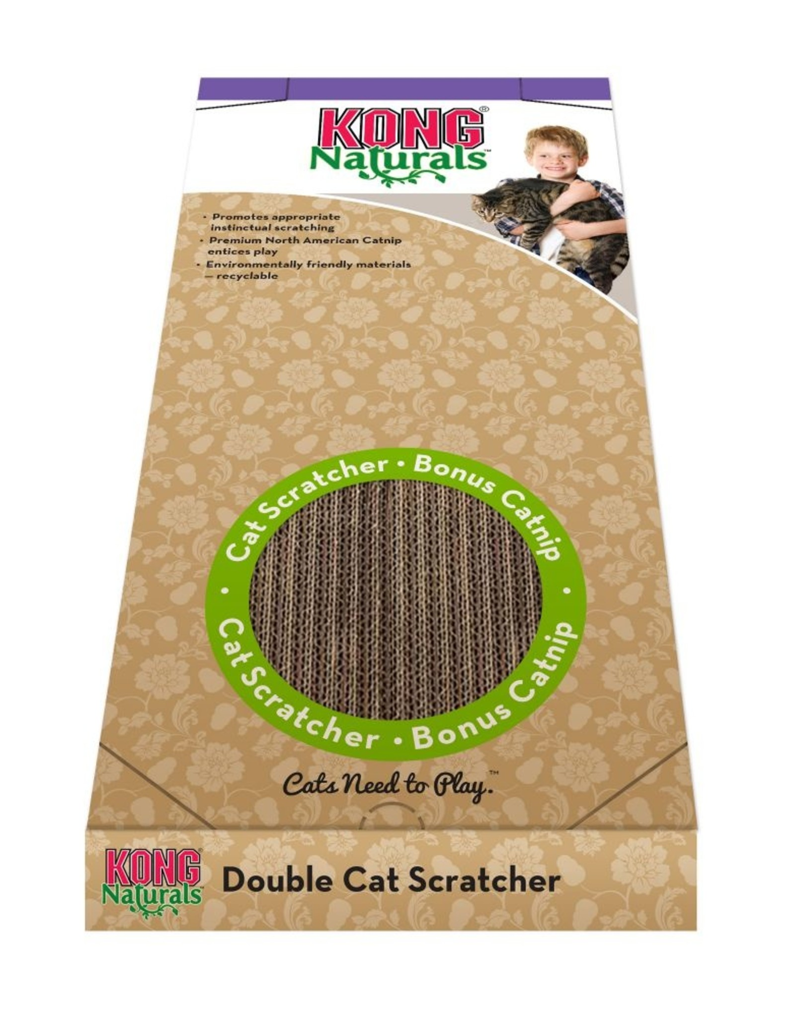 KONG Company Cat Scratcher - Incline