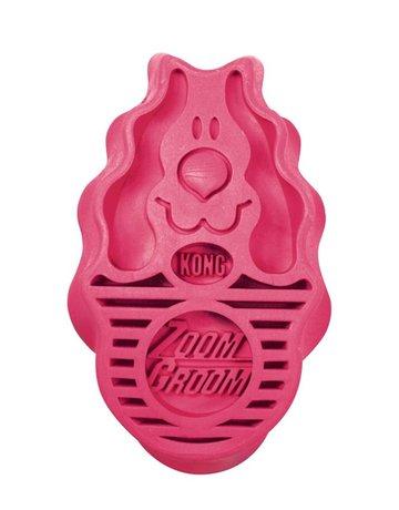 KONG Company Zoomgroom Raspberry