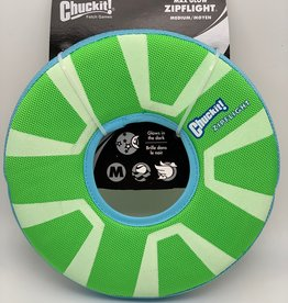 ChuckIt! Max Glow Zipflight - Medium