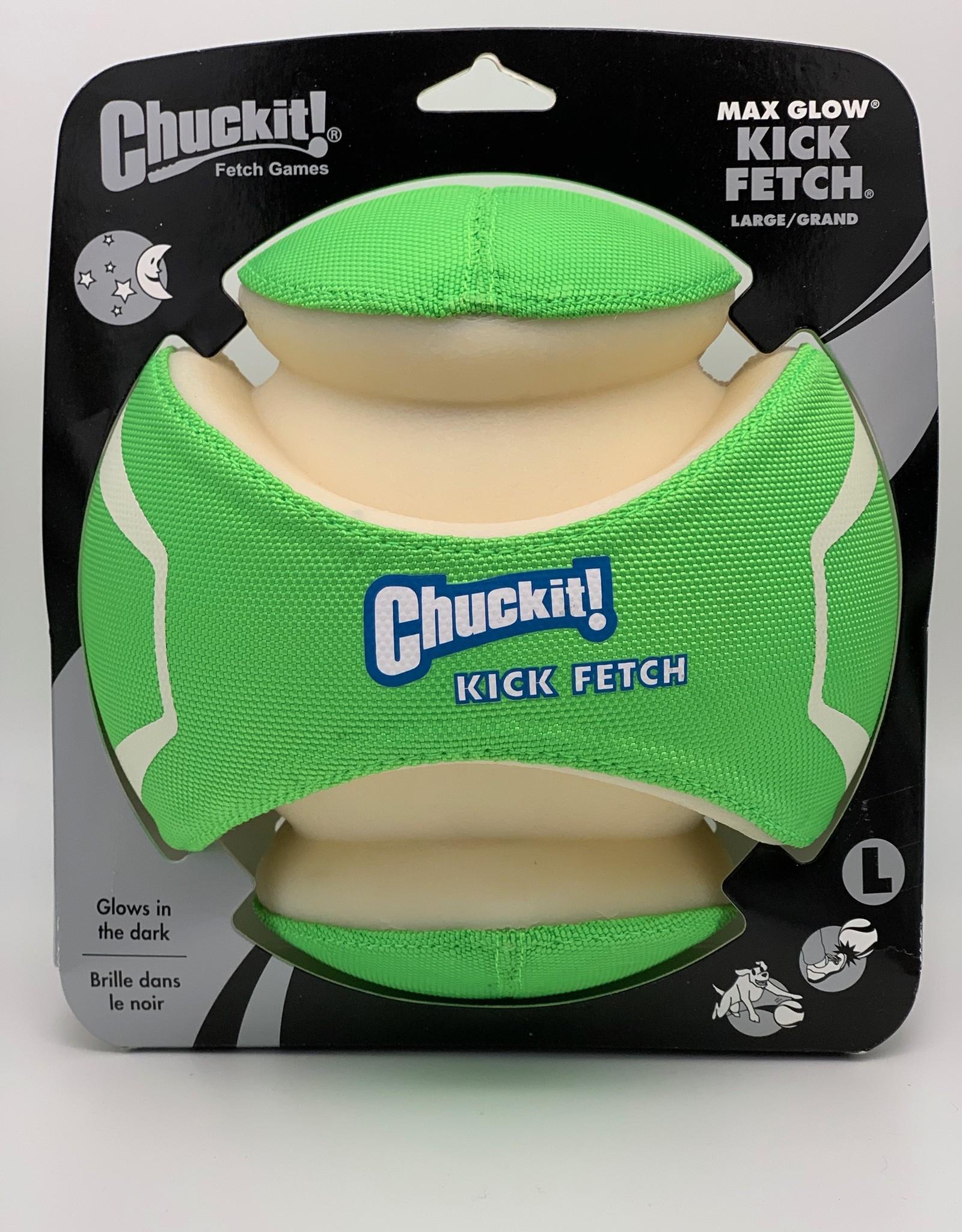 ChuckIt! Max Glow Kick Fetch - Large