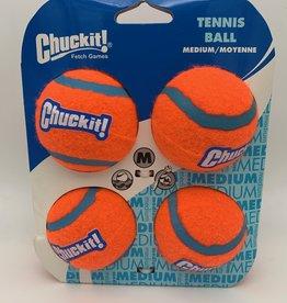 ChuckIt! Tennis Balls - Medium (4 pack)