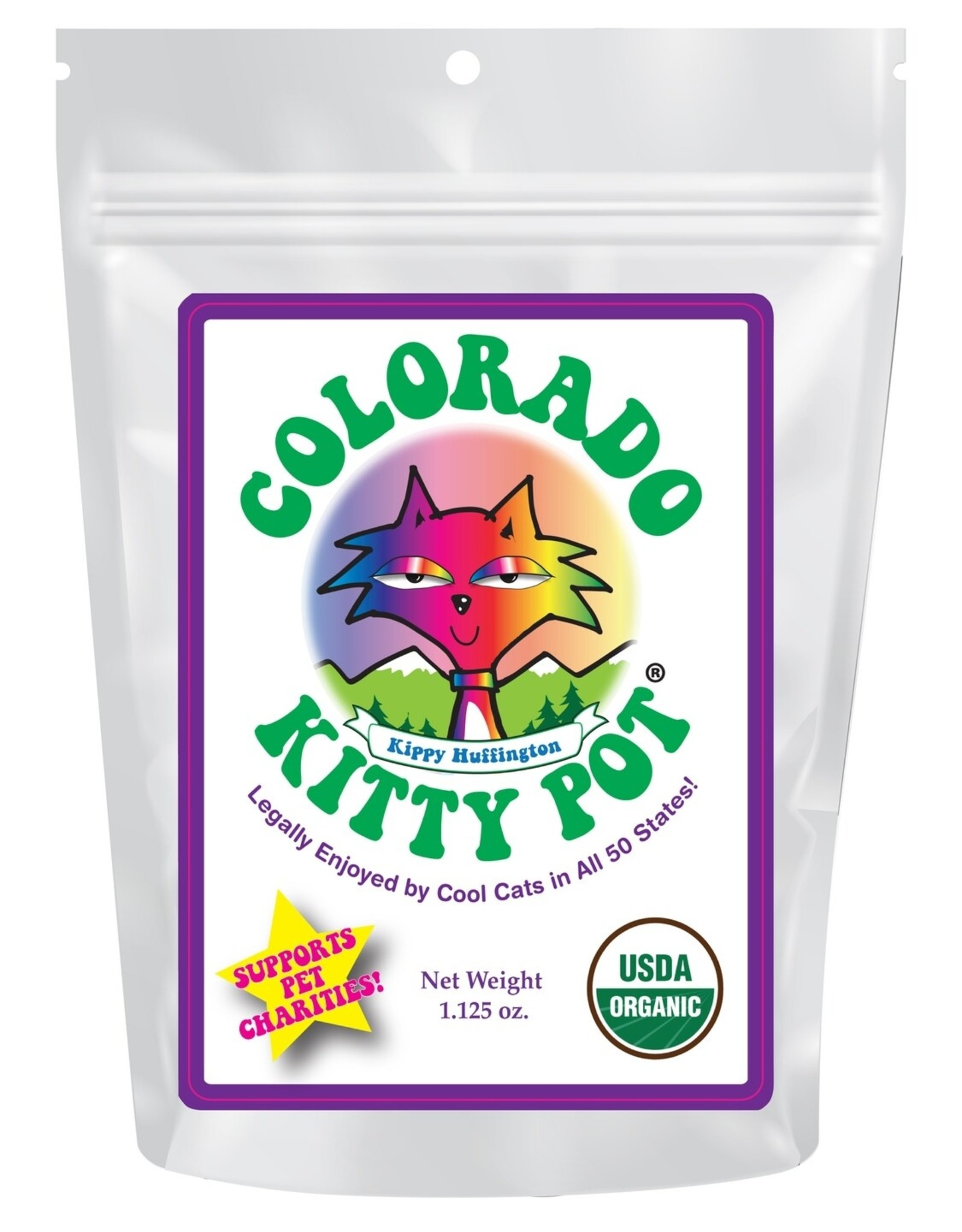 Colorado Kitty Pot Colorado Kitty Pot Catnip