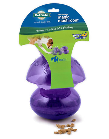 PetSafe Busy Buddy - Magic Mushroom