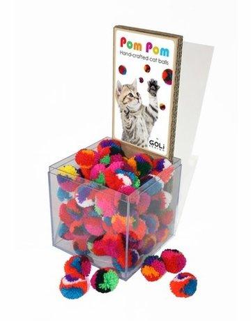 Pom Pom Ball (Assorted Colors)