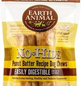 Earth Animal No-Hide Chew Peanut Butter