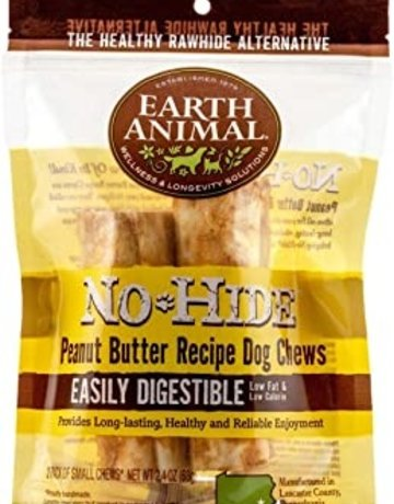 Earth Animal Canine No-Hide Chew Peanut Butter