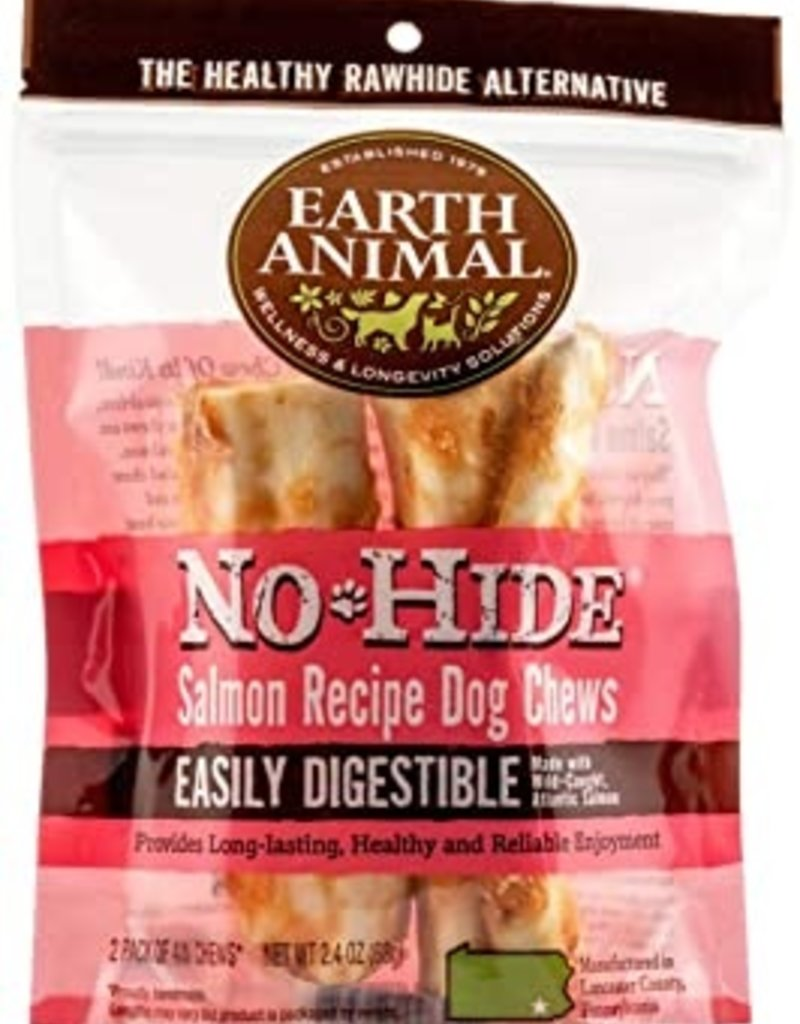 Earth Animal Canine No-Hide Chew Salmon