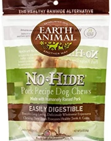 Earth Animal Canine No-Hide Chew Pork