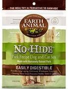 Earth Animal Canine No-Hide Chew Pork