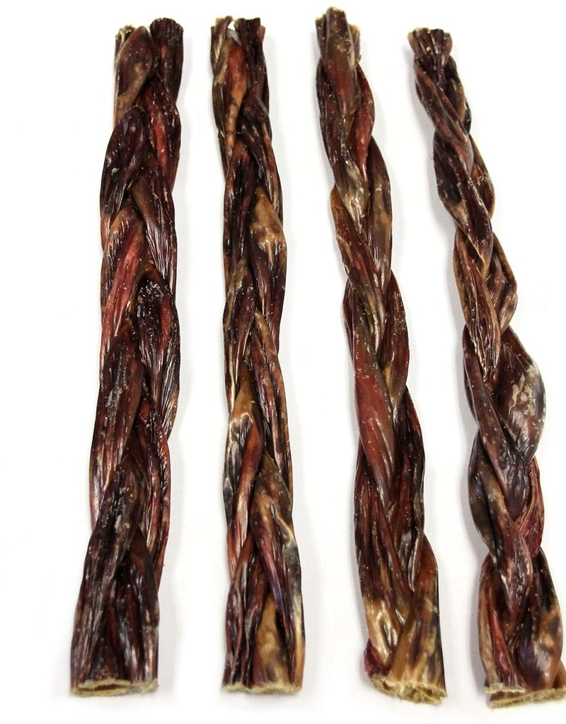 """The Natural Dog Company Canine 12"""" Braided Gullet"""