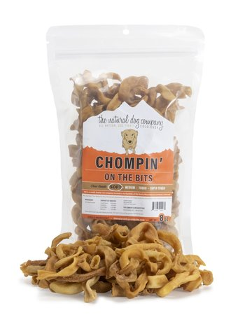 The Natural Dog Company Chompin' on the Bits - 8oz Bag