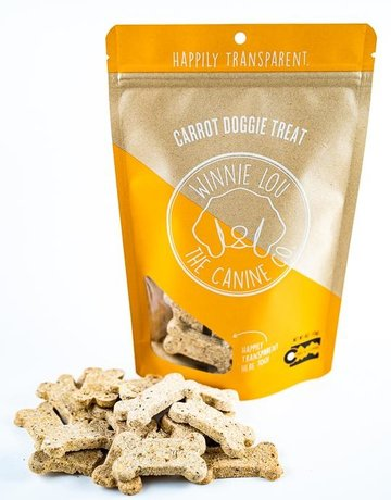 Winnie Lou - The Canine Company Carrot & Oat Biscuits - 4oz