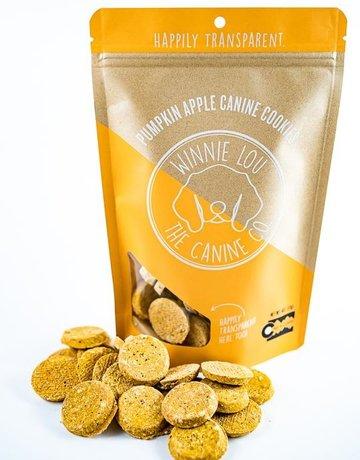 Winnie Lou - The Canine Company Pumpkin & Apple Biscuits - 4oz