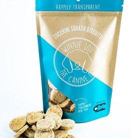 Winnie Lou - The Canine Company Zucchini & Squash Biscuits - 3oz
