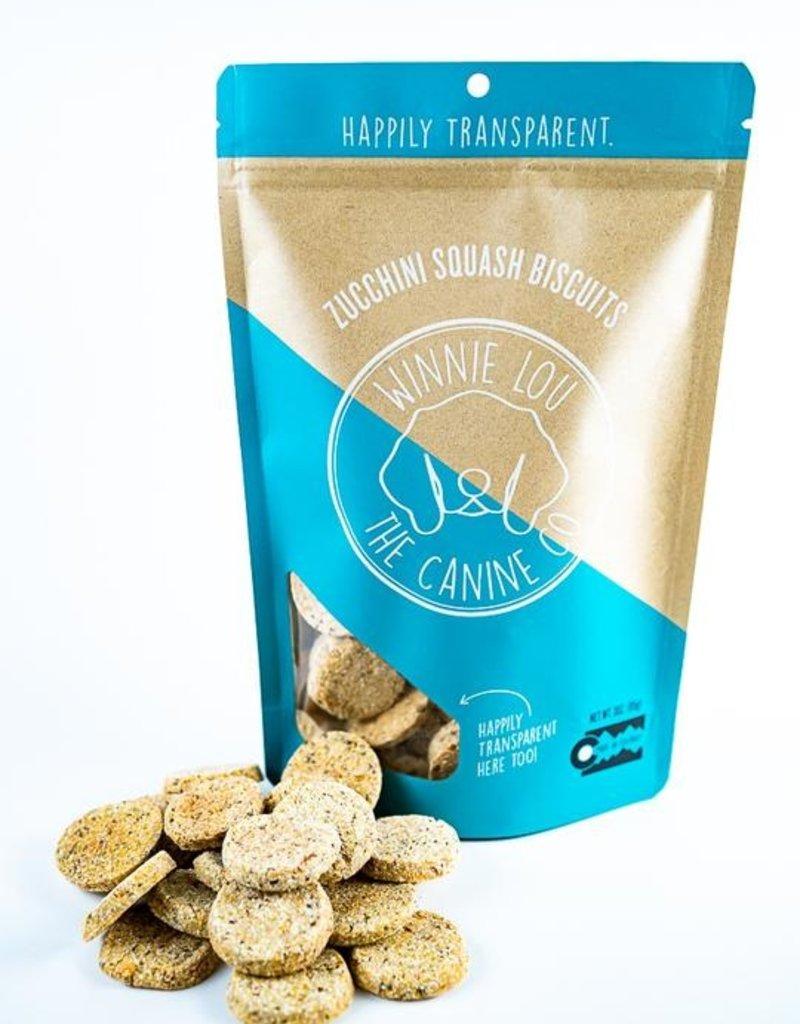 Winnie Lou - The Canine Company Canine Zucchini & Squash Biscuits