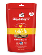 Stella & Chewy's Canine Chewy's Chicken Freeze-Dried Raw Dinner