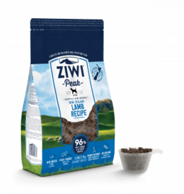 Ziwi Peak Air-Dried Lamb Recipe