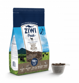 Ziwi Peak Air-Dried Beef Recipe