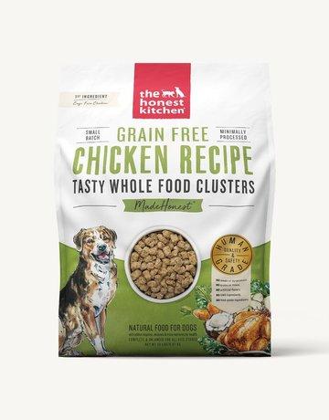 The Honest Kitchen Canine Grain-Free Chicken Clusters
